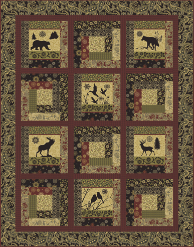 Art Quilt Patterns by Ann Fahl
